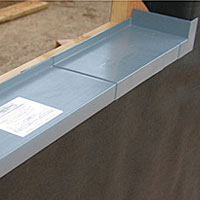 Jamsill Door Pan Flashing Sanford Amp Hawley Inc Eshowroom
