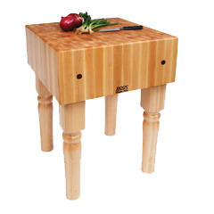 John Boos - Butcher Blocks, Cutting Boards, Kitchen Islands, Work Tables & Carts