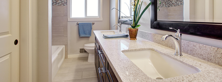 Countertops and Surfaces (Bathroom)